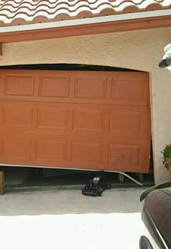 Garage Door Off Track Chandler Service